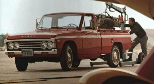 THE FORD COURIER EVOLUTION | Ford Courier Nation