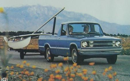 Ford Courier pickup